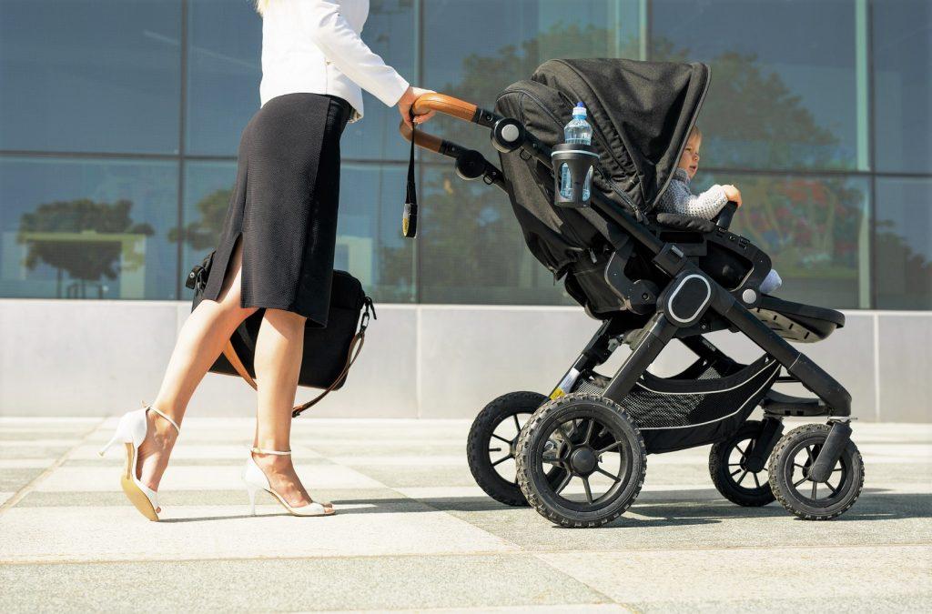 Vie professionnelle active et maman